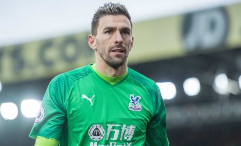 Chelsea Contact Crystal Palace Goalkeeper Vicente Guaita With Manchester City Interested