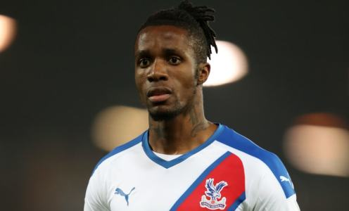 Chelsea Boss Frank Lampard Against Move for Crystal Palace's Wilfried Zaha
