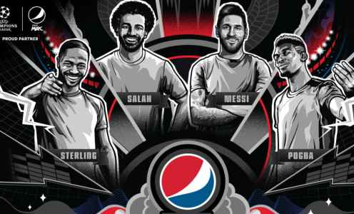 Lionel Messi & Paul Pogba Among Stars Joining Force With Pepsi MAX for 'Play Never Stops' Campaign