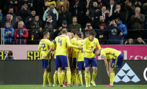 Euro 2020: How Sweden Booked Their Place at This Summer's Tournament