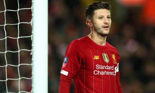 Steve Bruce Keen to Bring Liverpool's Adam Lallana to Newcastle on Free Deal