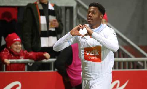 Jonathan David: 7 Things to Know About Gent's Canadian Wonderkid Linked With Arsenal