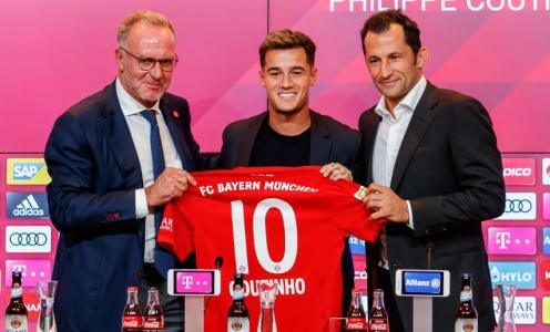 Karl-Heinz Rummenigge Discusses Disappointing Philippe Coutinho's Patchy Bayern Form