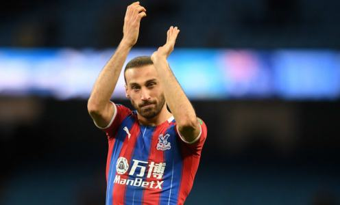 Steve Parish Hints Crystal Palace Could Make Cenk Tosun Deal Permanent This Summer