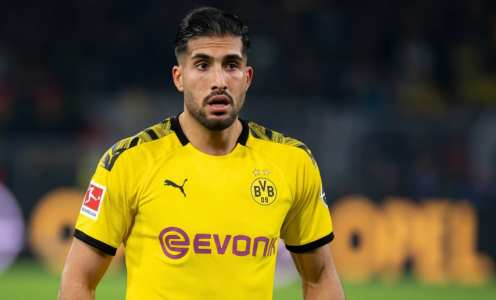 Borussia Dortmund Confirm Permanent Capture of Emre Can on 4-Year Contract