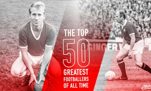 Bobby Charlton: England's Greatest Ever Footballer Who Lifted Man Utd From the Ashes of Munich