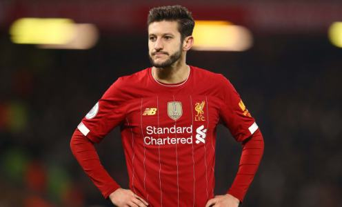 Adam Lallana's 8 Best Options After Leaving Liverpool – Ranked