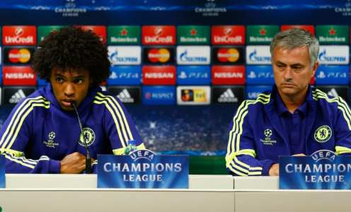 Willian Linked With Spurs After Revealing Jose Mourinho Contact & His Love for London