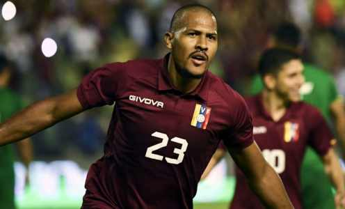 Salomon Rondon Confirms January Interest From Man Utd Prior to Odion Ighalo Deal