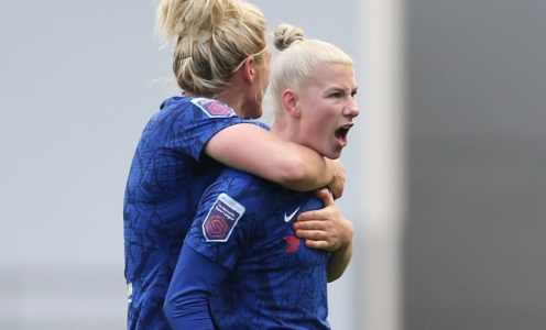 Milestones, Screamers and High Stakes: Man City and Chelsea Play Out All-Time Great WSL Match