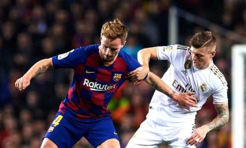 International Champions Cup Plan Real Madrid & Barcelona Clash in Las Vegas