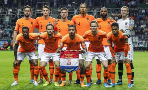 Predicting the Netherlands' Starting XI for the European Championships