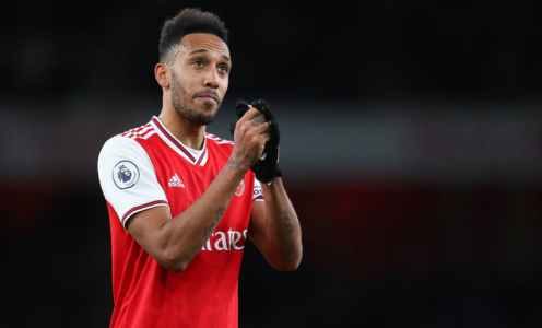 Pierre-Emerick Aubameyang Insists He Doesn't Need to Win Trophies for 'Top Striker' Status