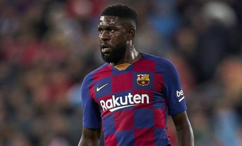 Arsenal Make Demand to Barcelona Before Considering Samuel Umtiti Transfer