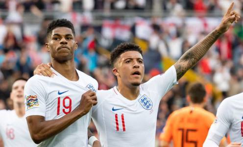 Marcus Rashford's 'Close' Relationship With Jadon Sancho Could Help Man Utd Deal