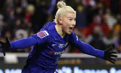 Bethany England Shows She Has Overtaken Vivianne Miedema as Top WSL Striker