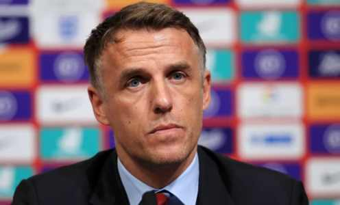 England Manager Phil Neville Poised for Crunch Talks With FA Over Future