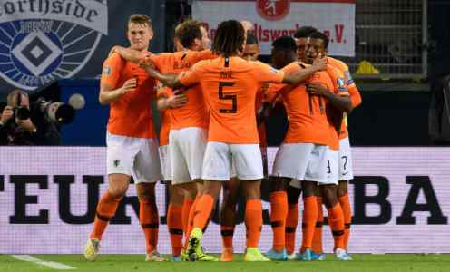 Euro 2020: How Netherlands Booked Their Place at This Summer's Tournament