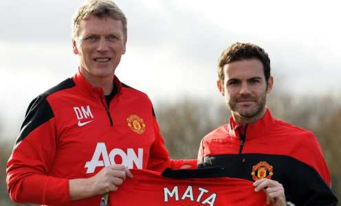 Juan Mata Reveals Details Behind 2014 Move From Chelsea to Man Utd