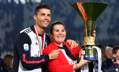 Cristiano Ronaldo's Mother Dolores Aveiro Leaves Hospital After Stroke Recovery