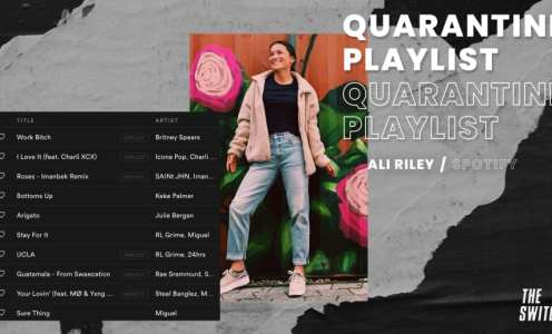 The Switch Asks Orlando Pride's Ali Riley What's on Her Quarantine Playlist
