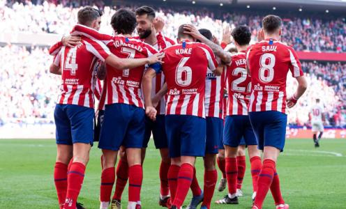 Dream Atlético Madrid Squad for 2020/21: Including New Signings, Transfers Out & Squad Numbers