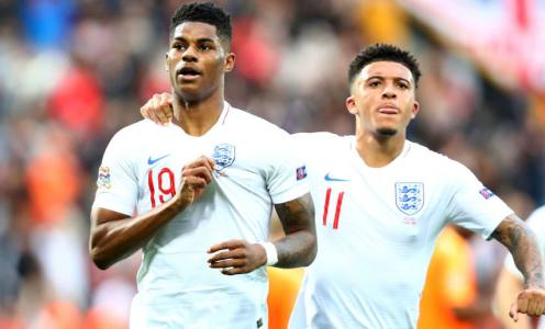 Marcus Rashford Like Totally Confirms Man Utd Will Sign Jadon Sancho on Instagram Live