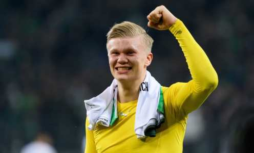 Manchester United Ready to Rival Real Madrid for Erling Haaland's Signature