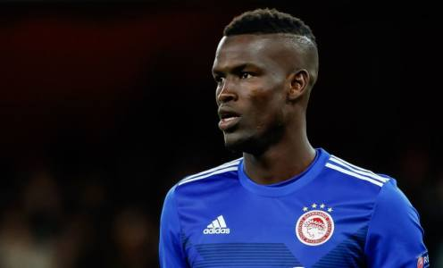 Liverpool Tipped to Move for Olympiacos Defender Ousseynou Ba on Sadio Mané Advice