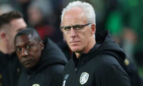 Mick McCarthy Leaves Republic of Ireland Role Early to Be Replaced by Under-21 Boss Stephen Kelly