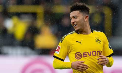 Juan Mata Absolutely, Categorically, Definitively Confirms Jadon Sancho Is Going to Man Utd