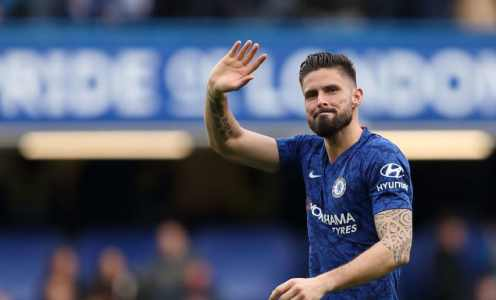 Another Olivier Giroud Update, Another Link to Inter – This Time Involving a Big Pay Cut