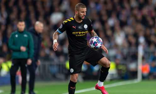 Kyle Walker Apologises Amid Reports of 'Sex Party' at Manchester Flat