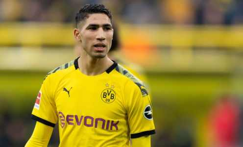 Agent Confirms Achraf Hakimi Will Return to Real Madrid When Loan Deal Ends