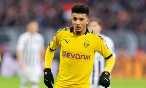 Jadon Sancho's Contract Situation & the Latest on Interest From Manchester United