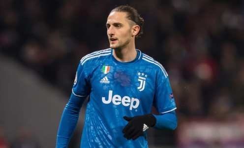 Manchester United 'Interested' in Including Juventus' Adrien Rabiot in Paul Pogba Swap Deal