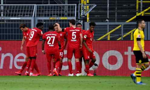Dortmund 0-1 Bayern Munich: Report, Ratings & Reaction as Joshua Kimmich Stuns BVB With Delightful Chip
