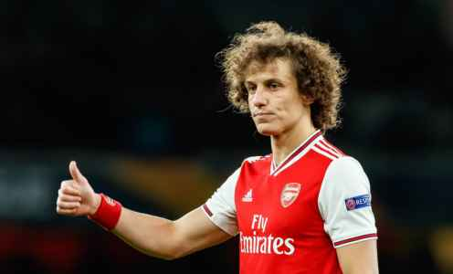 David Luiz Faces Surprise Arsenal Exit With No Contract Talks on the Horizon