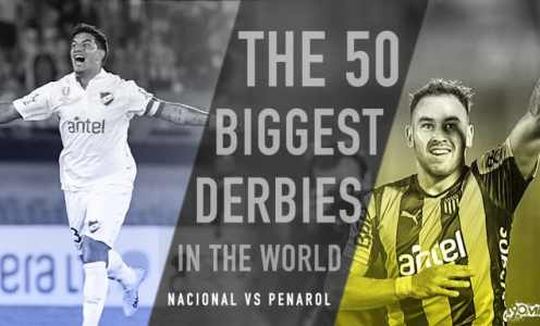 Nacional vs Penarol: Uruguay's Ancient Rivalry That Earned Its Place in the Pantheon of Clasicos