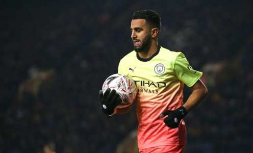 Riyad Mahrez Reveals Liverpool Were Interested in Him Prior to Signing Mohamed Salah