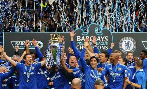 On This Day in Football History – May 9: Chelsea Seal Title in Style, Celtic Stop Ten & Mahrez Does Mahrez Things