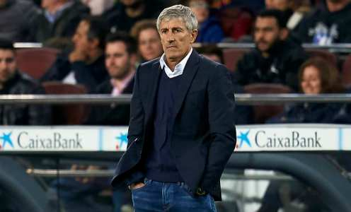 Barcelona B Coach Lined Up for Top Job Ahead of Decisive Week for Quique Setien