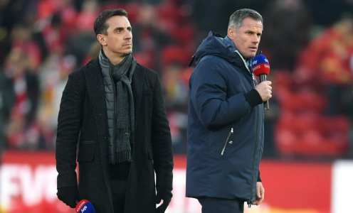 Gary Neville & Jamie Carragher Predict Premier League Top 4/5 & Liverpool's Closest Rivals in 2020/21