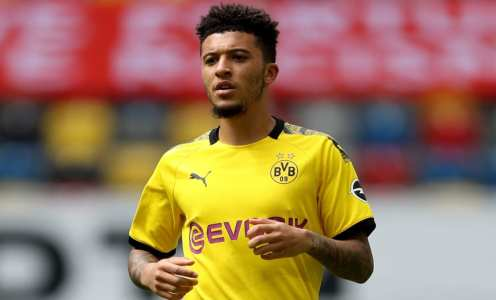 Man Utd Fans Excited by Jadon Sancho Twitter Activity (Because it's Transfer Silly Season)