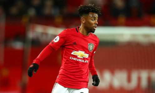 Several European Clubs Pursue Angel Gomes Following Manchester United Departure