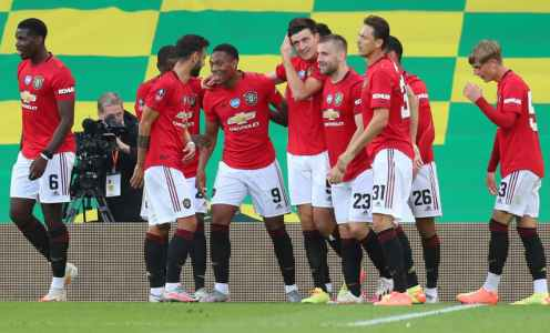 The Manchester United Lineup That Should Start Against Brighton