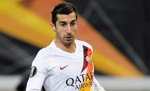 Henrikh Mkhitaryan Extends Roma Loan Deal Until End of Arsenal Contract