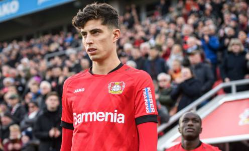 Bayern Munich Favourites to Sign Kai Havertz as Chelsea Make Contact With Said Benrahma