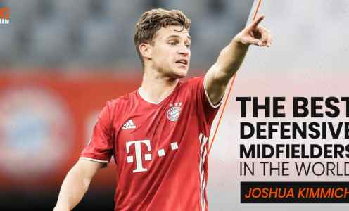 Joshua Kimmich: The Footballing Anomaly Who Brings Order to Bayern Munich