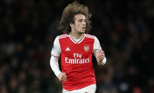 Mikel Arteta Refuses to Confirm Mattéo Guendouzi's Future Lies at Arsenal